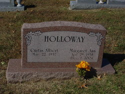 Margaret Ann <i>Marker</i> Holloway