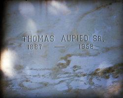 Thomas Charles Aupied, Sr