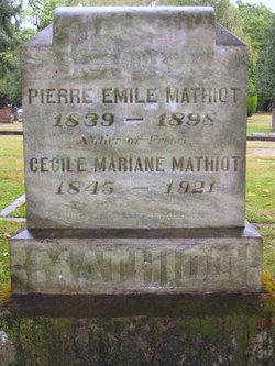 Pierre Emile Peter Mathiot