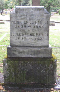 Mrs Cecile Mariane Mathiot