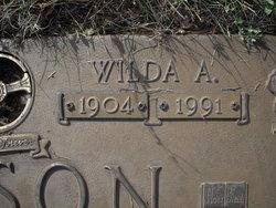 Wilda Adaline <i>Robbins</i> Larson
