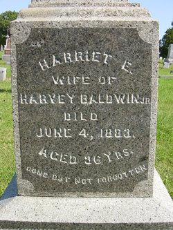 Harriet E Hattie <i>Cable</i> Baldwin
