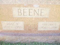 Thelma Lee <i>Burks</i> Beene