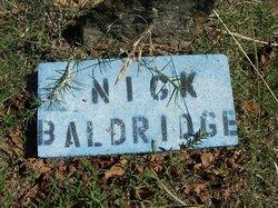 Nick Baldridge