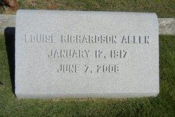 Louise <i>Richardson</i> Allen