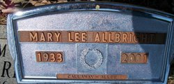 Mary Lee Allbright