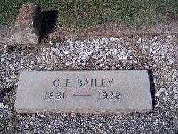 C E Bailey