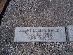 Albert Eugene Bailey