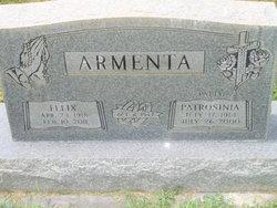 Patrosinia Patty <i>Thomas</i> Armenta
