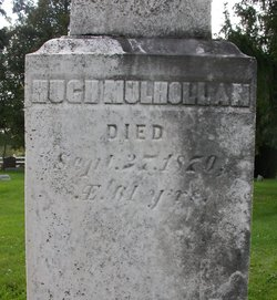 Hugh Mulhollan