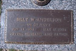 Billy W. Anderson