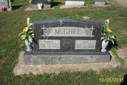 Ida May <i>Roark</i> McGhee