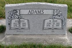 Josephine <i>Lewis</i> Adams