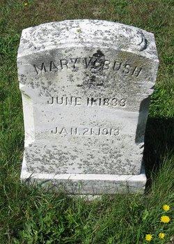 Mary <i>Williams</i> Bush