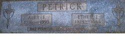 Ethel Elizabeth <i>Barnhart</i> Petrick
