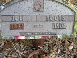 Joseph Dudley Boots