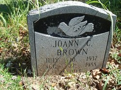 Joann C Brown