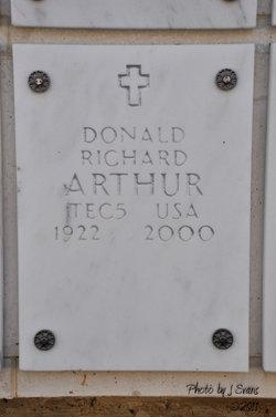 Donald Richard Arthur