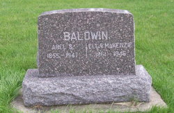 Abel S Baldwin
