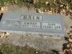 Clara Ann Main