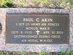 Paul Clifford Akin