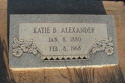 Katie Bell Alexander