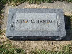 Anna Caroline Lena <i>Anderson</i> Hanson