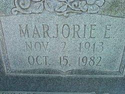 Marjorie E. Barbee