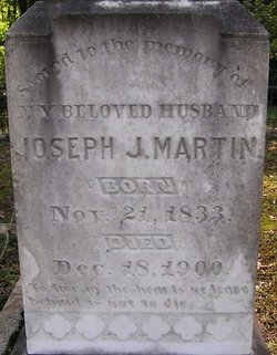 Joseph John Martin