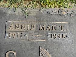 Annie Mae <i>Thompson</i> Akins