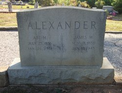 Abi Ragan <i>Haynes</i> Alexander