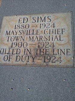 Ed Sims