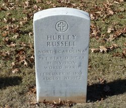 Hurley Russell