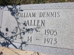 William Dennis Allen