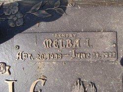Melba Irene <i>Gentry</i> Deville