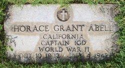 Horace Grant Abell