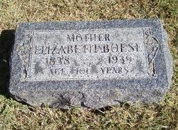 Elizabeth <i>Beller</i> Boese