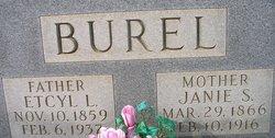 Etcyl Lafayette Burel