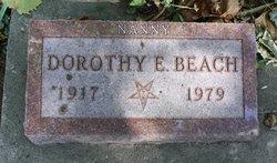 Dorothy E. Nanny <i>Doran</i> Beach