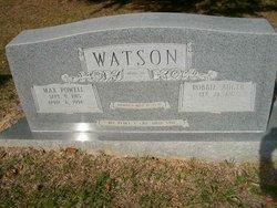 Robbie <i>Auger</i> Watson