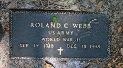 Roland Craven Webb