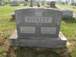 Jessie Ellis Binkley
