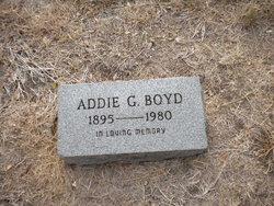 Addie Grace <i>Boyd</i> Boyd