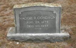Margaret Ruebell Maggie Condron