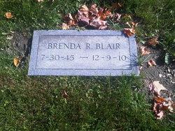 Brenda Ruth <i>LaFayette</i> Blair
