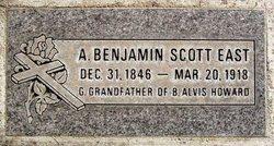 Benjamin Scott East