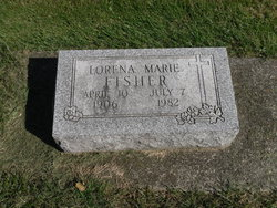 Lorena Marie Fisher