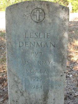 Leslie Denman