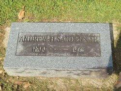 Andrew H Sanders, Jr