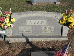 Eula <i>Morgan</i> Allen